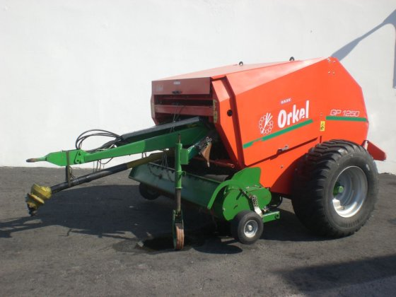 Orkel 1250 FESTKAMMER in Europe
