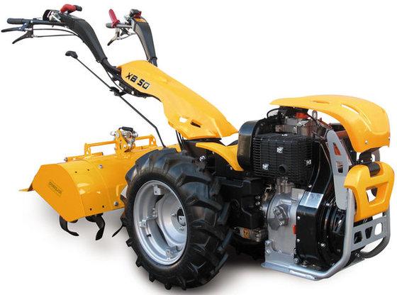 2016 Pasquali XB50 egytengelyes traktor