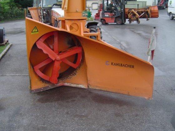 2002 Kahlbacher Seitenschleuder KST 110