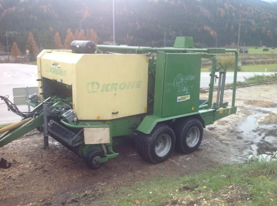 Krone Combipack 1250 Opticut in