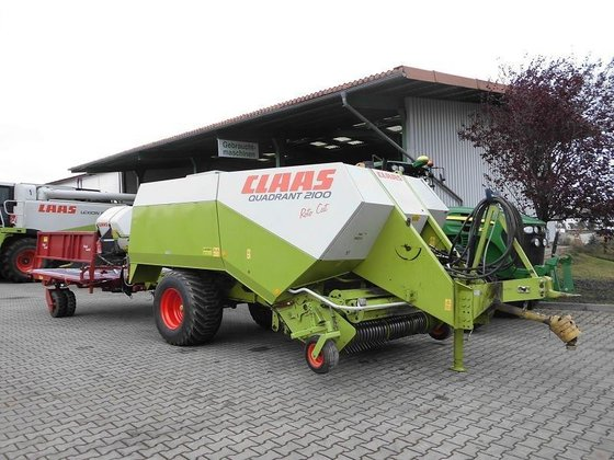 2005 CLAAS Quadrant 2100 RC