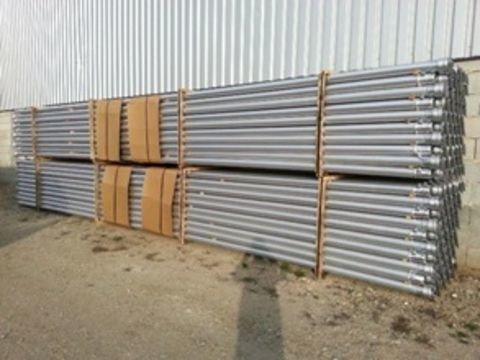 Sonstige Aluminium Rohre - Bewässerungsrohre