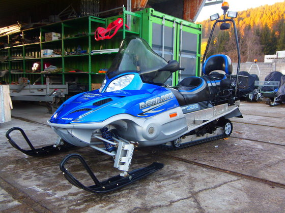 2007 Arctic Cat Bearcat 660