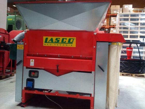Lasco Heureinigungsmaschine in Europe