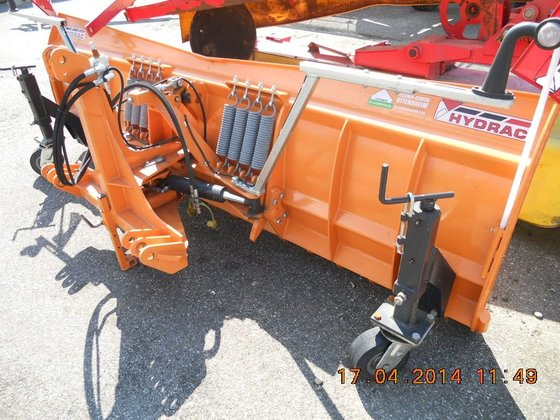 2012 Hydrac UNI 290 in