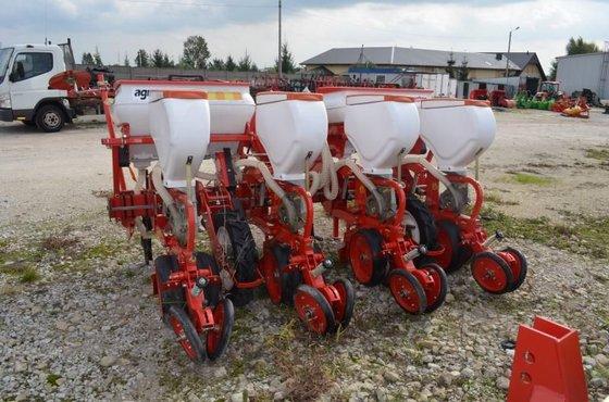 2017 Sonstige Mulchsämaschine 4reihig Agromaster