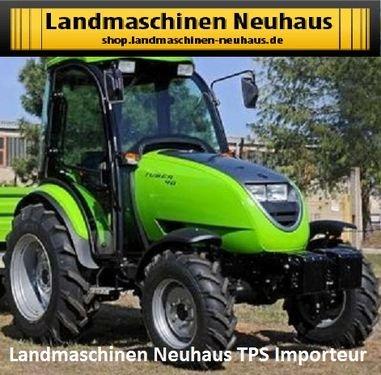 2015 TPS Tuber 40,39PS-Allrad-Traktor-Vollkabine in