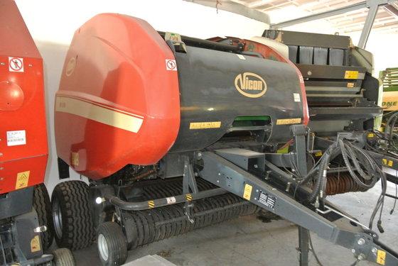 2011 Vicon RV 4116 körbálázó