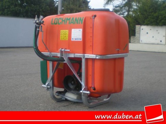 Lochmann BP 600 in Europe