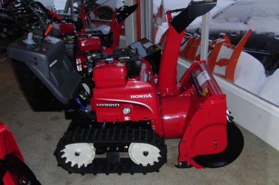 Honda HSM 1380i E in