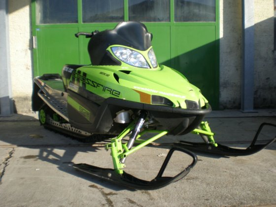 2011 Arctic Cat Crossfire 800