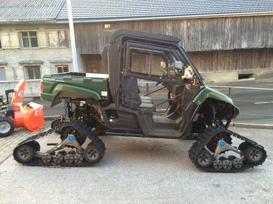 2015 Yamaha Viking 700 in