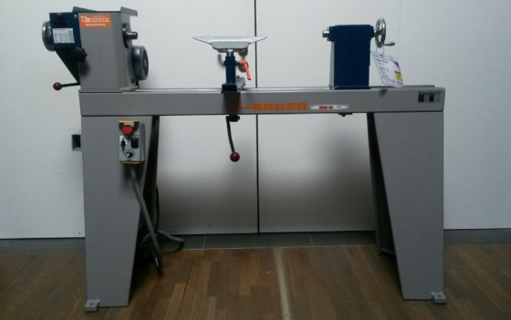 Hager Drechselmaschine HDE49 in Europe