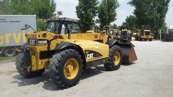 2003 Caterpillar TH330B in Europe