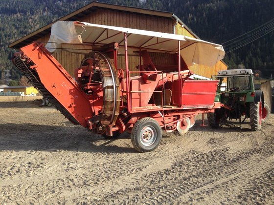 1987 Grimme Europa Standard in