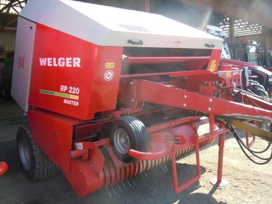 1999 Welger Welger RP 220