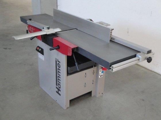 2012 Hammer Abricht Dickenhobelmaschine A3-41