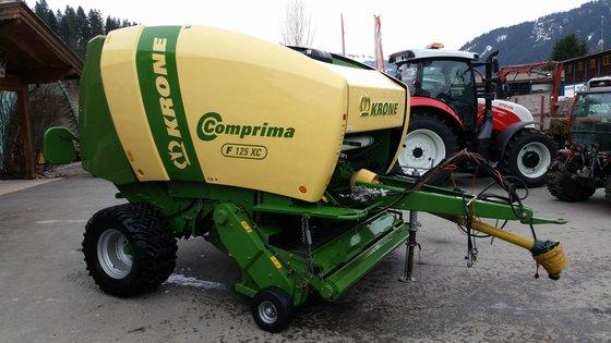 2008 Krone COMPRIMA F 125