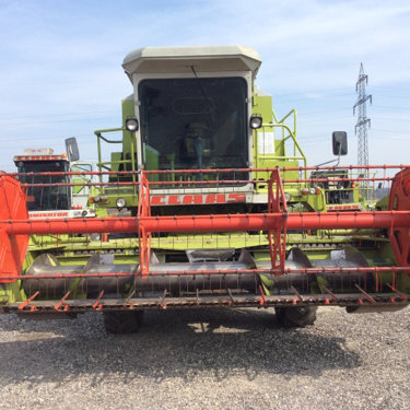 1979 Claas Dominator 76 in