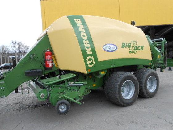 2010 Krone Big Pack 1270