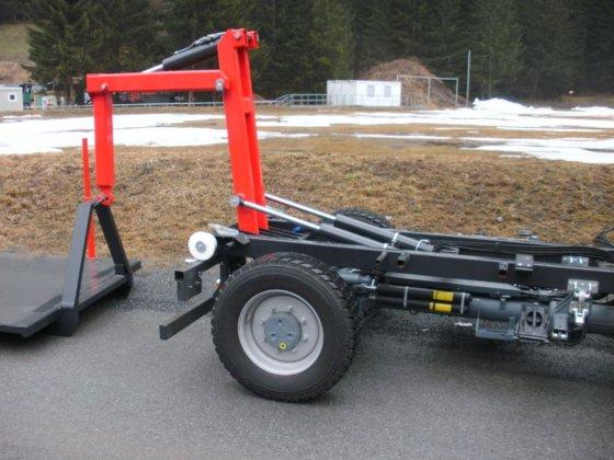 2015 Sonstige HLM - Abrollkipper