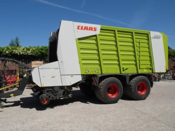 2013 CLAAS CARGOS 9400 in