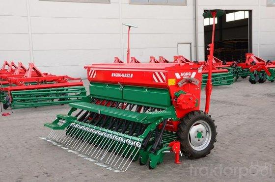 2015 Sonstige Agro-Masz SR250 in