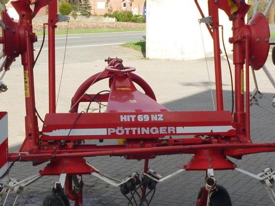 2001 Pöttinger Hit 69 NZ