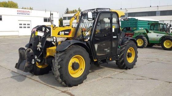2014 Caterpillar TH407C in Europe
