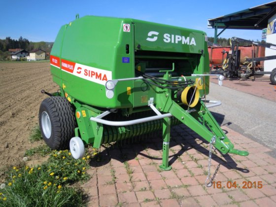 2015 Sipma Sipma Farma in
