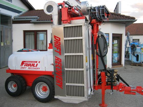 Friuli Drift Recovery 1000 in