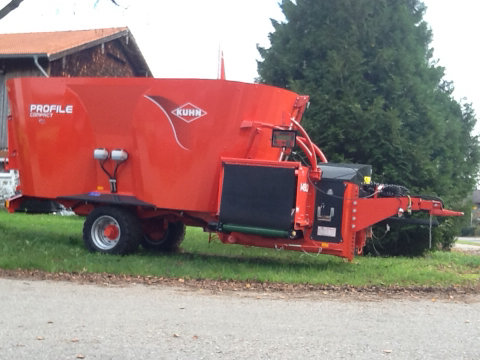2014 Kuhn Profile compact 1480