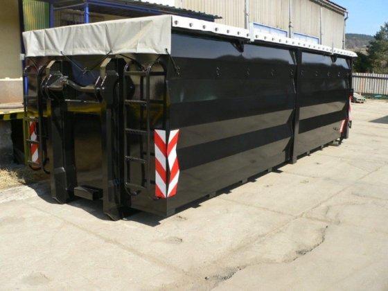 Containerprofi Spantenfreier Trocknungscontainer in Europe