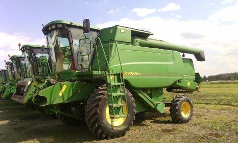 2003 John Deere 9540 WTS