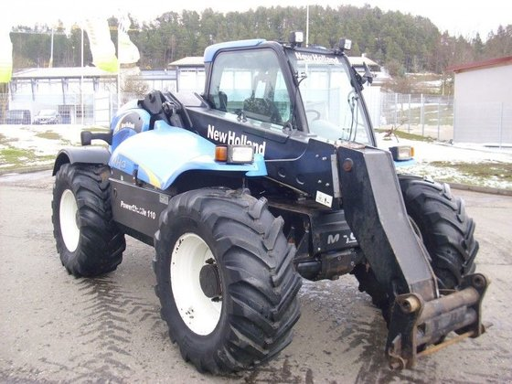 2007 New Holland LM 415A