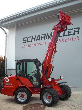 2015 Schäffer 3560 T mit