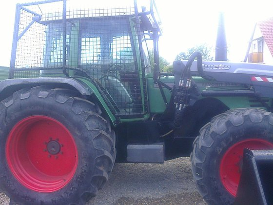 1996 Fendt Favorit 514 C