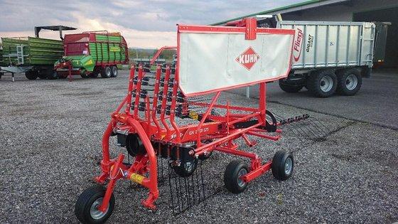 2015 Kuhn GA 3801 in