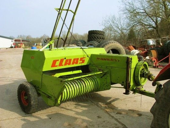 Claas Markant in Europe