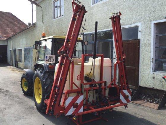 2002 Agromehanika AGS 600 EN