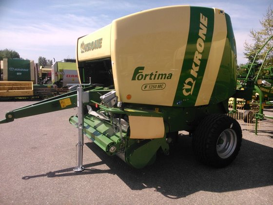 2015 Krone COMPRIMAF155/XC - FORTIMA