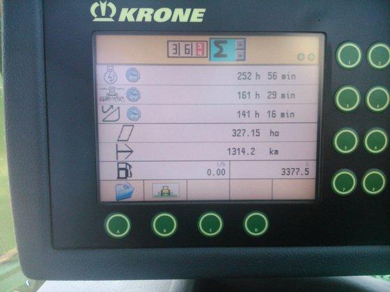 2013 Krone BIG-X 700 in
