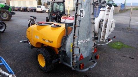 2012 Grégoire Powerflow 600 in