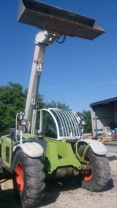 2003 Claas Targo K50 in