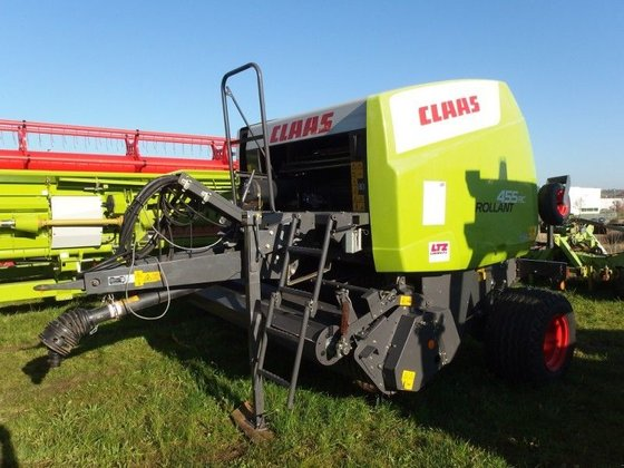 2012 CLAAS Rollant 455 RC