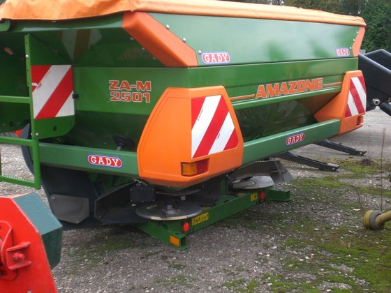 Amazone ZA-M 1501 Hydro-Profis in