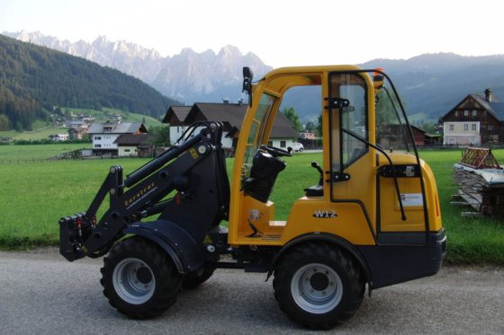 2015 Eurotrac W12 in Europe
