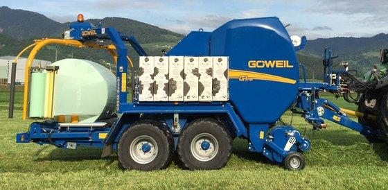 2016 Göweil G-1 F125 5040