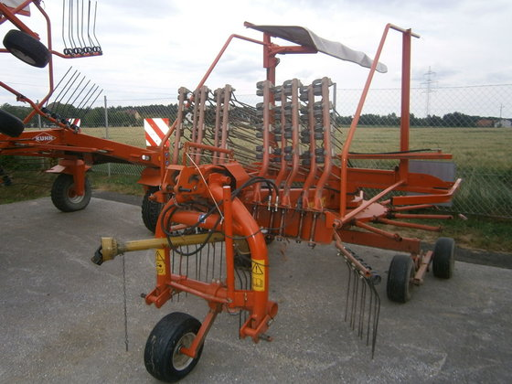 Kuhn GA 4521 GM in