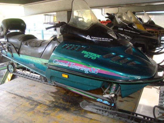 1996 Ski-doo Grand Touring SE670
